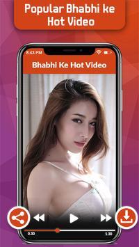 Bhabhi Ke Hot Video screenshot 1