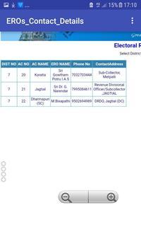 Telangana VoterSearch&Grama Panchayat(Local Body) screenshot 3