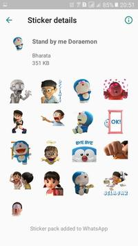 Sticker WA Animasi screenshot 2
