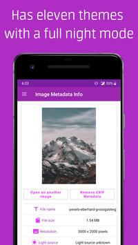 Image Metadata Info ảnh chụp màn hình 3