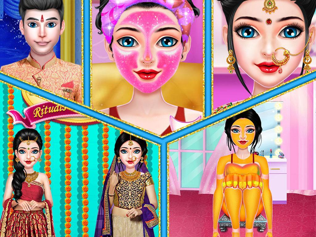 Indian wedding love with arrange marriage games APK 20.20 Download ...