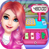 Supermarket Shopping Mall & Toy Zone  Family Game