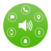 Notification Reader: Shouter icon