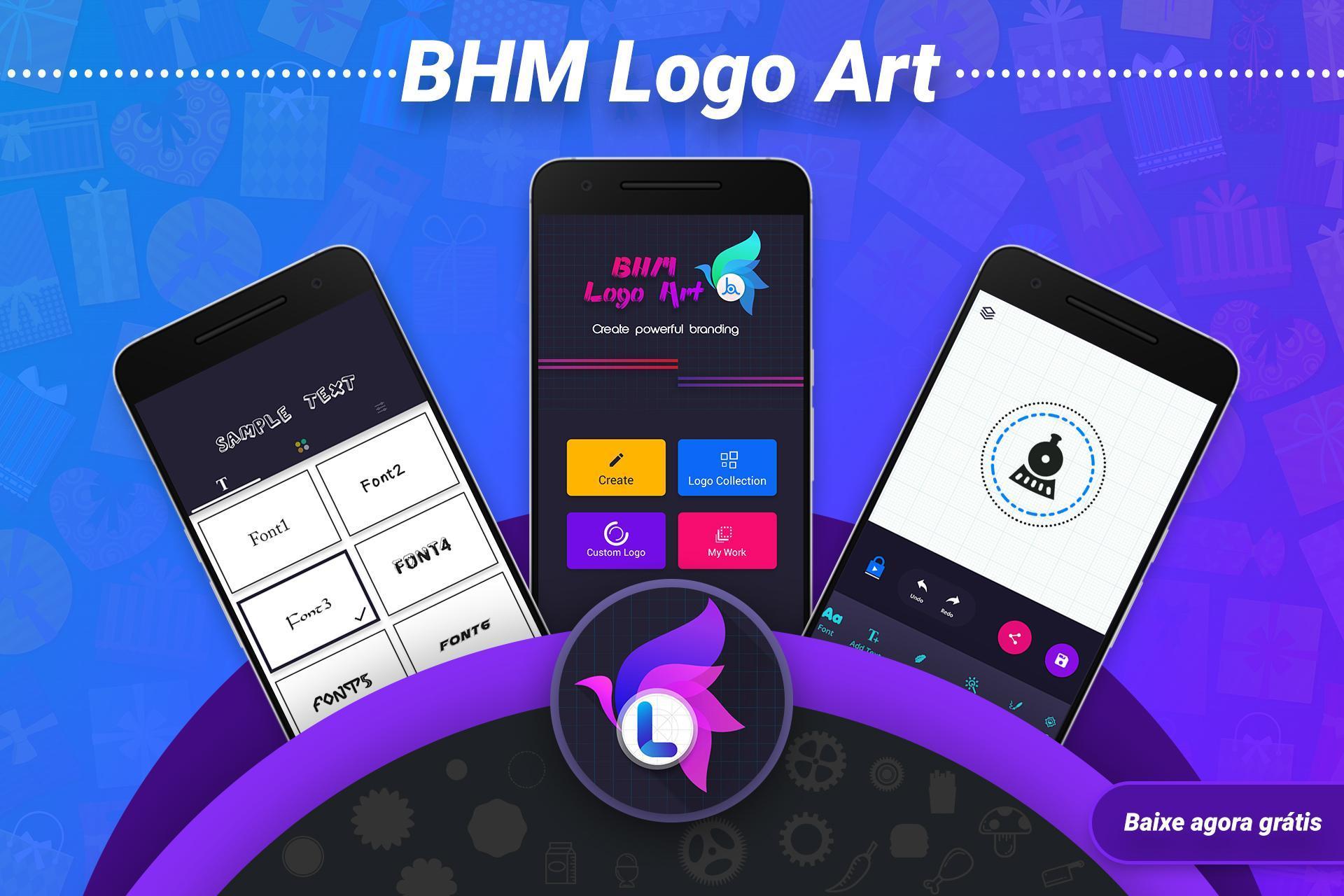 Fabricante De Logotipos Para Android Apk Baixar