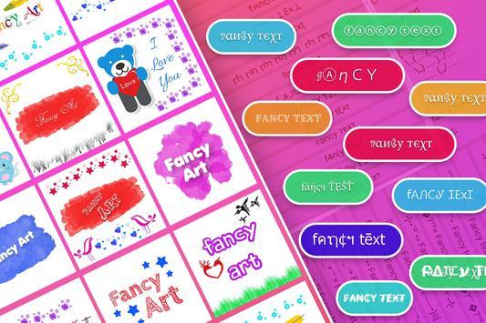 Fancy Text screenshot 6