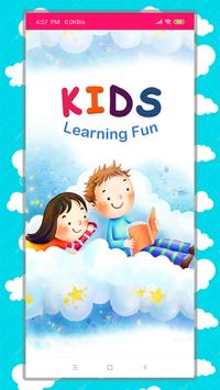 Kids Learning Fun poster