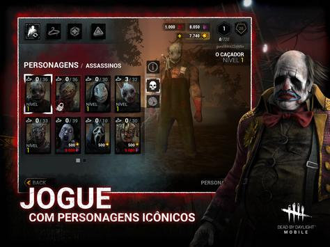 DEAD BY DAYLIGHT MOBILE — Atualização Silent Hill imagem de tela 10