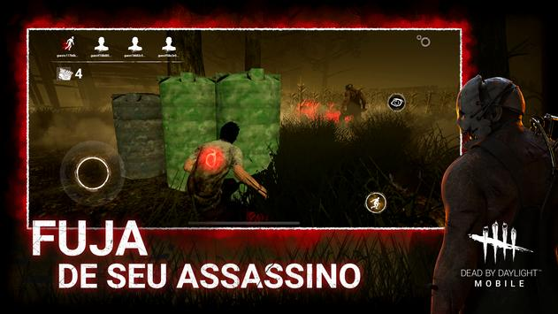 DEAD BY DAYLIGHT MOBILE — Atualização Silent Hill imagem de tela 1