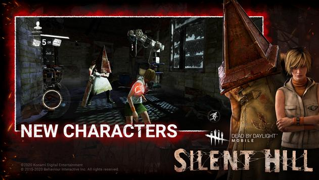 DEAD BY DAYLIGHT MOBILE - Silent Hill Update poster