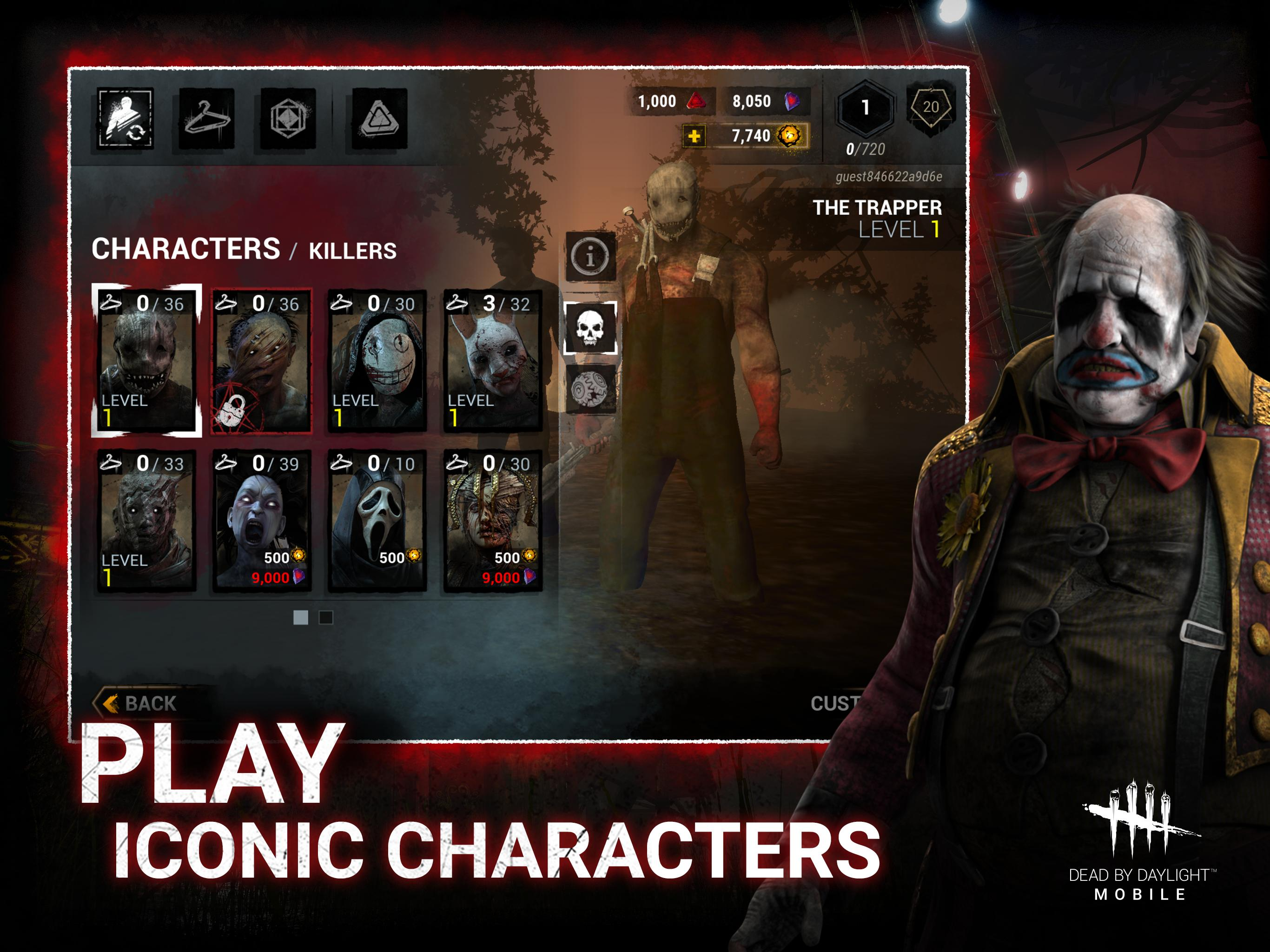 Roblox Games Dead By Daylight Dead By Daylight For Android Apk Download