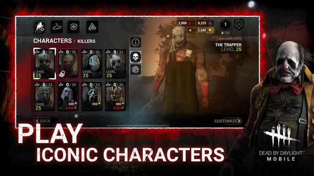 Dead by Daylight Mobile poster