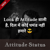 Attitude Status icon