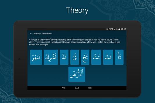 Learn Quran Tajwid screenshot 8