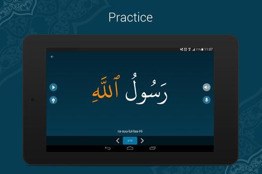 Learn Quran Tajwid screenshot 9