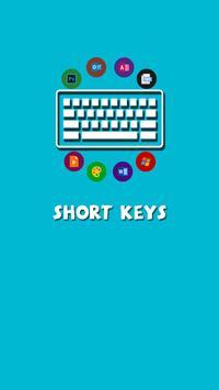 Short Keys poster