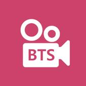 B-Cam : BTS VIDEO PLAYER icon