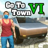 Go To Town 6 أيقونة
