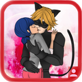 Avatar Maker: Kissing Couple