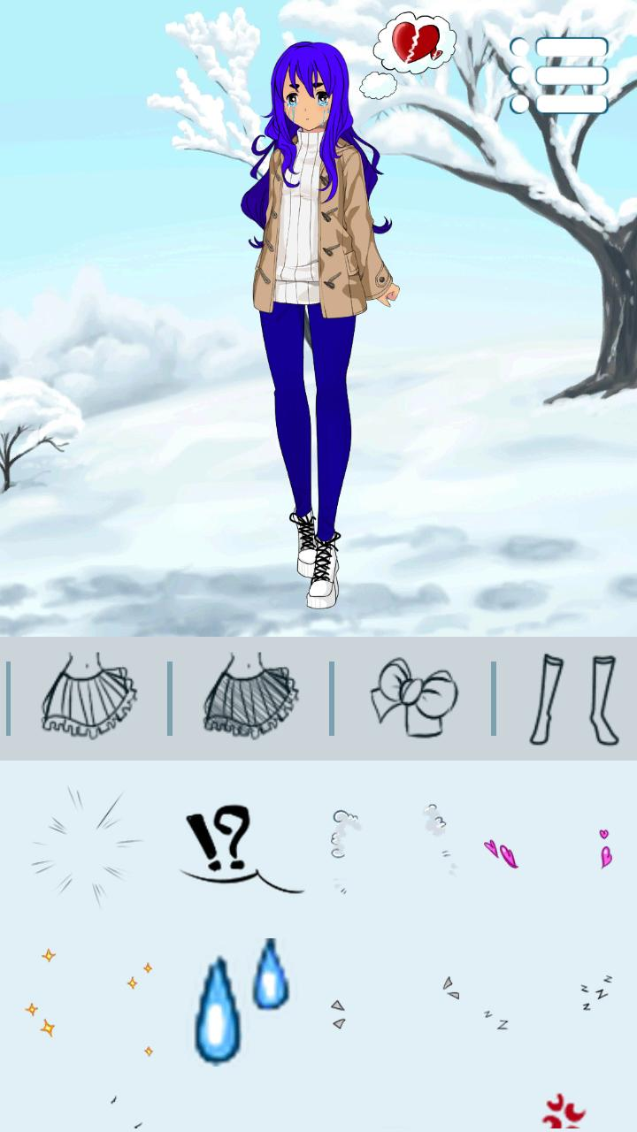 Avatar Maker: Anime Girls for Android - APK Download