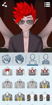 Créateur d'avatars : Anime capture d'écran 12