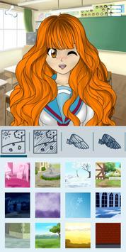 11 Schermata Crea Avatar: Anime