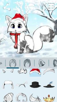 Avatar Maker: Foxes 截圖 12