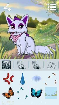 Avatar Maker: Foxes 截圖 9