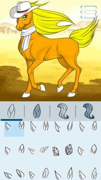 Avatar Maker: Horses screenshot 14