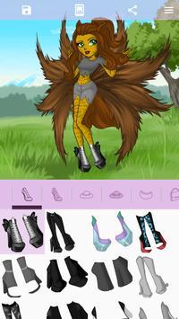 Avatar Maker: Monster Girls poster