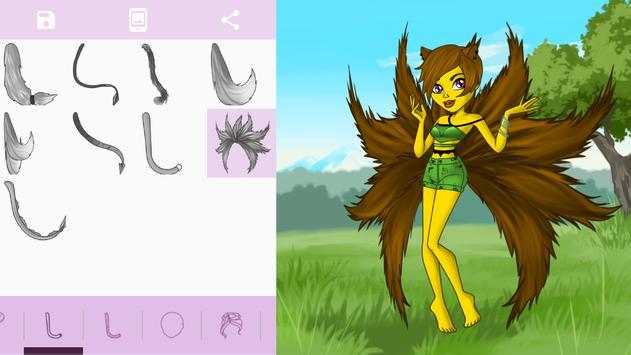 Avatar Maker: Monster Girls screenshot 14