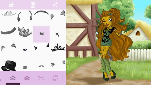 Avatar Maker: Monster Girls screenshot 12