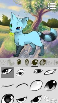 Créateur d'avatars : Chats 2 capture d'écran 3