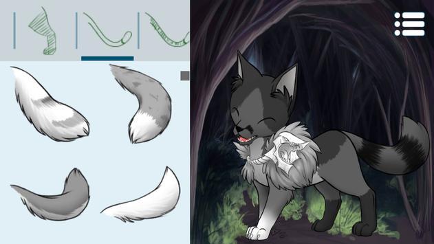 Avatar Maker: Katten 2 screenshot 14