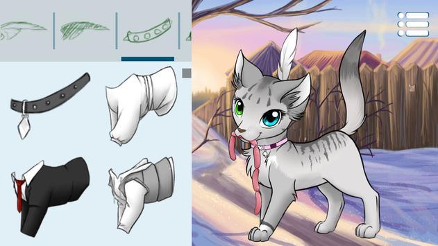 Avatar Maker: Katten 2 screenshot 11