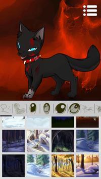 Avatar Maker: Katten 2 screenshot 1