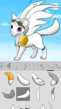 Avatar Maker: Katten 2 screenshot 2
