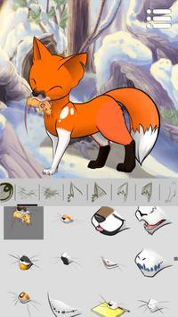 Avatar Maker: Katten 2 screenshot 5