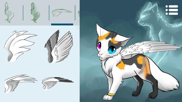 Avatar Maker: Cats screenshot 9