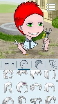 Avatar Maker: Anime Selfie screenshot 7