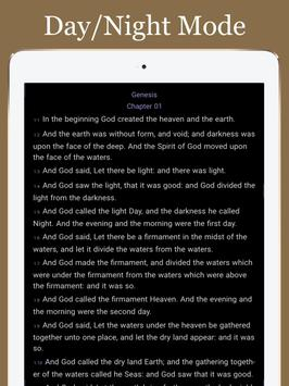 BIBLE: King James Version, All Offline, Easy &Free screenshot 9