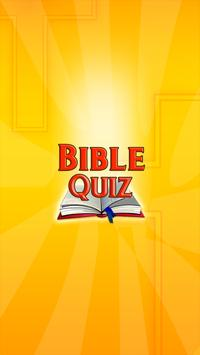 Bible Trivia Quiz Game With Bible Quiz Questions poster