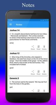 NRSV Bible Offline Free screenshot 6
