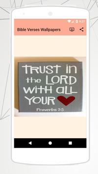 Bible Verses Wallpapers screenshot 1