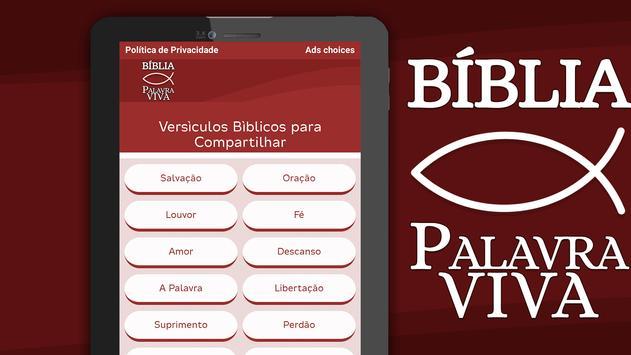 Bíblia Palavra Viva screenshot 18