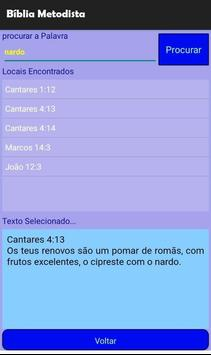 Bíblia Metodista screenshot 9