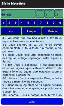 Bíblia Metodista screenshot 1