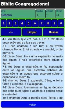 Bíblia Congregacional screenshot 1