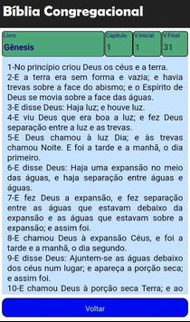 Bíblia Congregacional screenshot 2