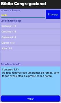 Bíblia Congregacional screenshot 4