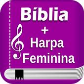 Bíblia para Mulher e Harpa Feminina Offline Grátis Zeichen